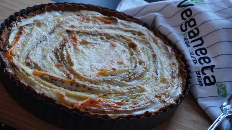 A pite, ha zöldséges, vegán és gluténmentes